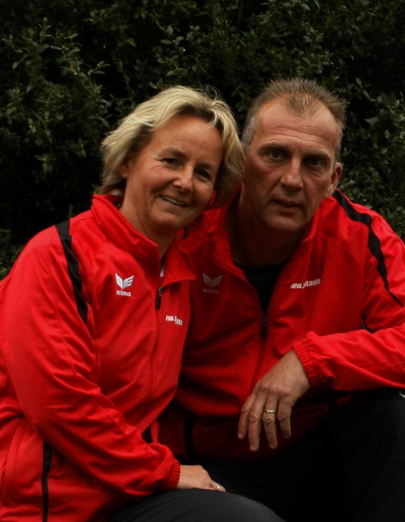 Ralf und Monika Honecker